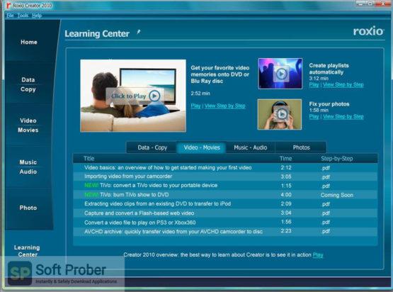 Roxio Creator NXT Pro 8 2021 Latest Version Download-Softprober.com