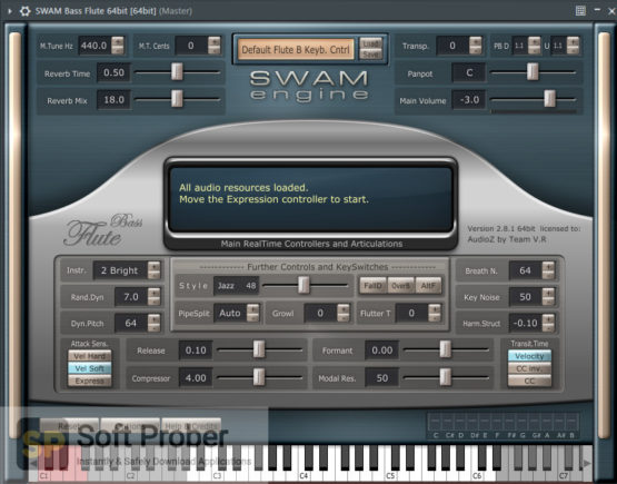 SWAM Engine SWAM Flutes 2021 Direct Link Download-Softprober.com