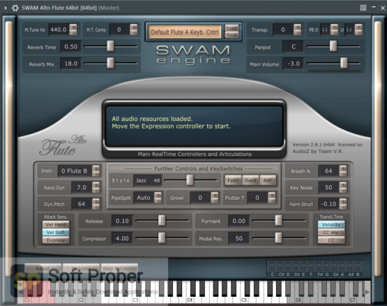 SWAM Engine SWAM Flutes 2021 Latest Version Download-Softprober.com
