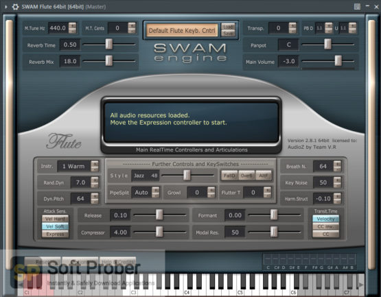 SWAM Engine SWAM Flutes 2021 Offline Installer Download-Softprober.com