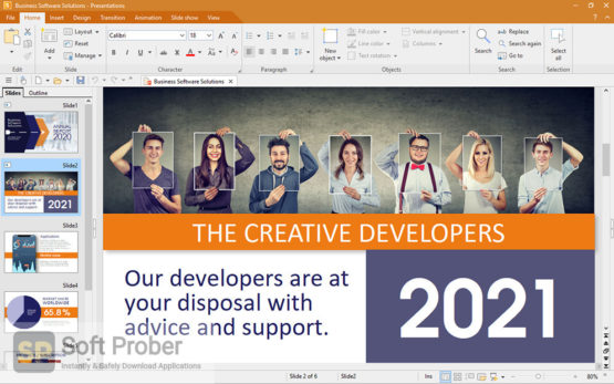 SoftMaker Office Professional 2021 + Portable Direct Link Download-Softprober.com