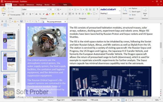 SoftMaker Office Professional 2021 + Portable Latest Version Download-Softprober.com