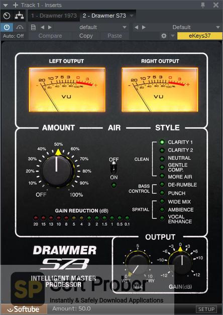 Softube Drawmer S73 and Drawmer 1973 2021 Latest Version Download-Softprober.com