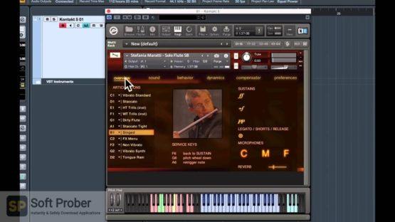 Stefania Maratti Solo Flute By Fluffy Audio 2021 Offline Installer Download-Softprober.com