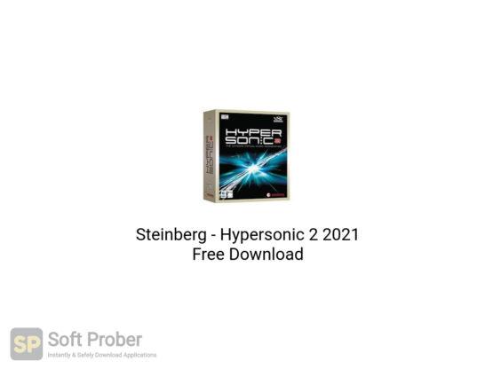 Steinberg Hypersonic 2 2021 Free Download-Softprober.com