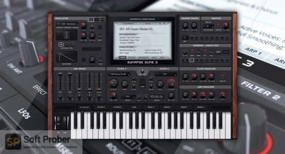 Synapse Audio DUNE 2021 Direct Link Download-Softprober.com