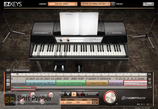 Toontrack EZkeys Complete 2021 Latest Version Download-Softprober.com