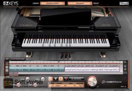 Toontrack EZkeys Complete 2021 Offline Installer Download-Softprober.com