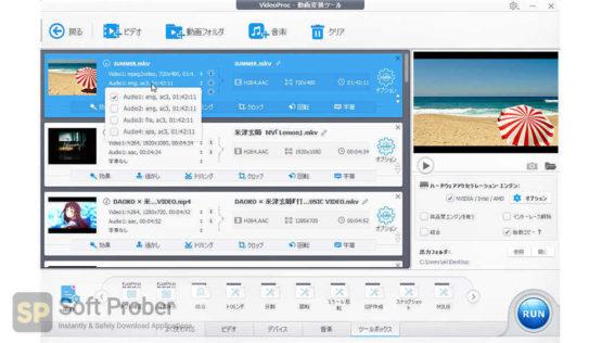 VideoProc 3 + Portable 2021 Offline Installer Download-Softprober.com