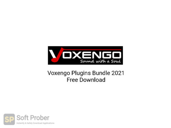 Voxengo Plugins Bundle 2021 Free Download-Softprober.com