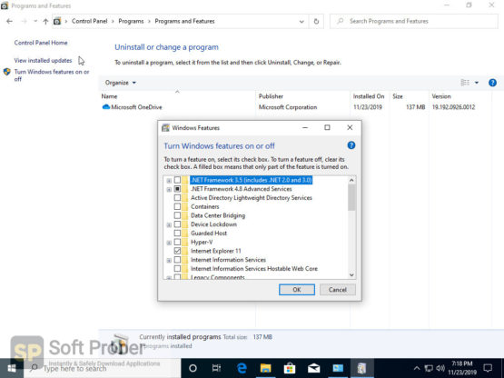 Windows 10 Pro en US v1909 x64 2021 Offline Installer Download-Softprober.com