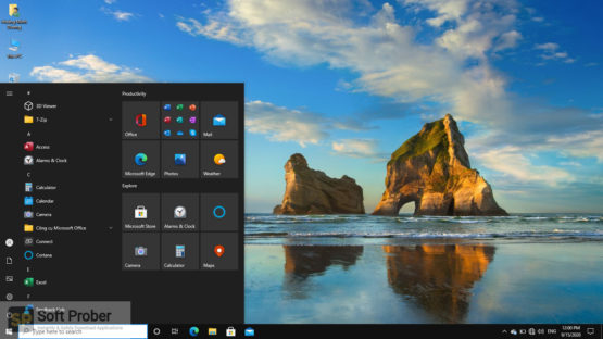 Windows 10 X64 10in1 20H2 DEC 2020 Direct Link Download-Softprober.com