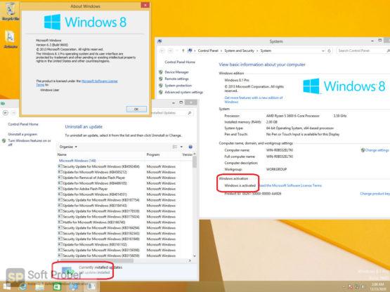 Windows 8.1 Pro Vl Update 3 With Office 2019 December 2020 Direct Link Download-Softprober.com
