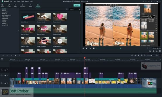 Wondershare Filmora X v10 2021 Portable Latest Version Download-Softprober.com