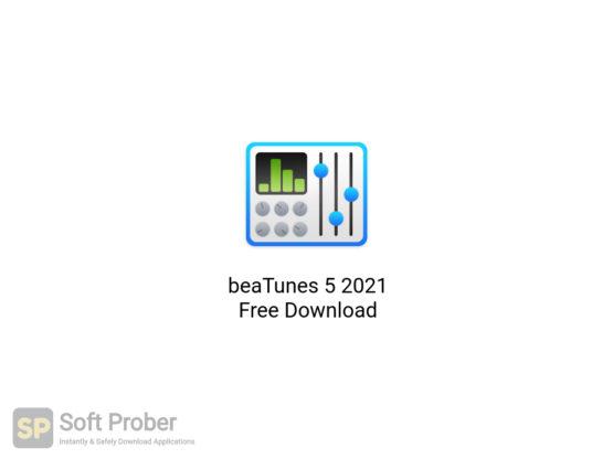 beaTunes 5 2021 Free Download-Softprober.com