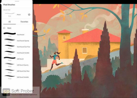 Adobe Fresco 2021 Direct Link Download-Softprober.com