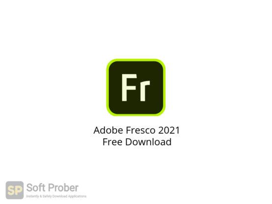 Adobe Fresco 2021 Free Download-Softprober.com