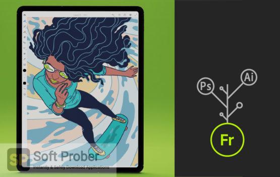 Adobe Fresco 2021 Offline Installer Download-Softprober.com