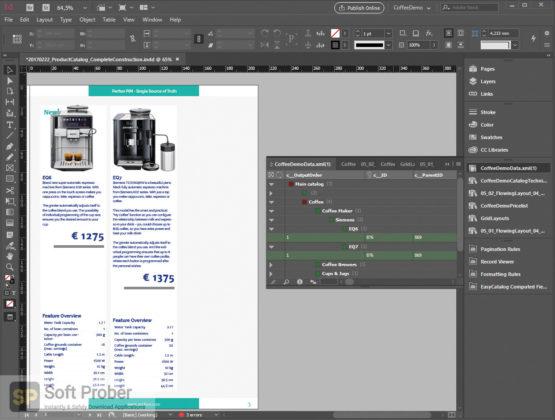 Adobe InDesign 2021 Latest Version Download-Softprober.com