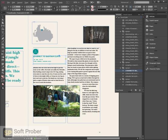 Adobe InDesign 2021 Offline Installer Download-Softprober.com