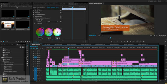 Adobe Premiere Pro CC 2015 Offline Installer Download-Softprober.com