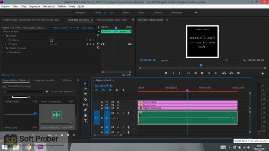 Adobe Premiere Pro CC 2017 Latest Version Download-Softprober.com