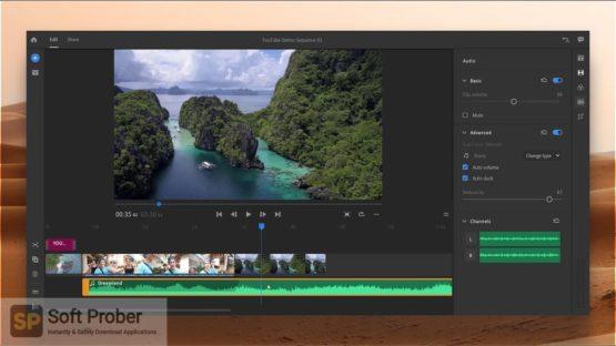 Adobe Premiere Rush 2021 Direct Link Download-Softprober.com