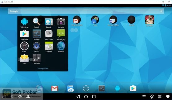 Andy Android Emulator 2021 Offline Installer Download-Softprober.com