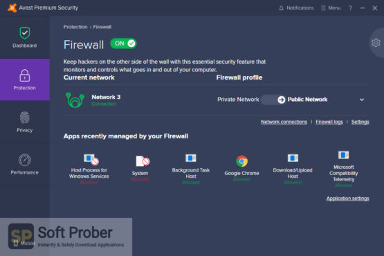 Avast Premium Security 2021 Latest Version Download-Softprober.com