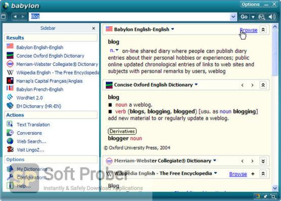 Babylon Pro NG 2021 Direct Link Download-Softprober.com