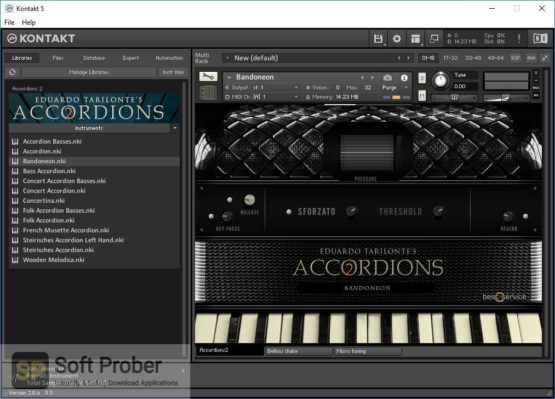 Best Service Accordions 2 (KONTAKT) 2020 Direct Link Download-Softprober.com