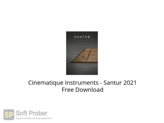 Cinematique Instruments Santur 2021 Free Download-Softprober.com