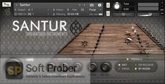 Cinematique Instruments Santur 2021 Latest Version Downloadsantur Softprober.com
