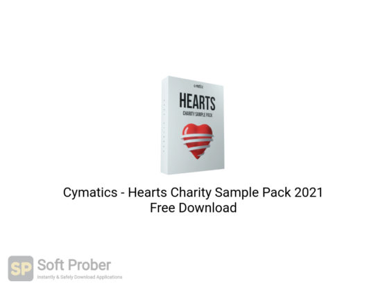 Cymatics Hearts Charity Sample Pack 2021 Free Download-Softprober.com