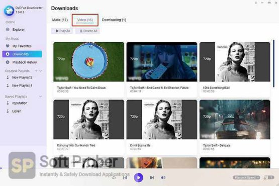 DVDFab Video Downloader 2021 Latest Version Download-Softprober.com