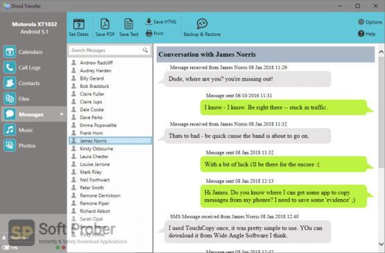 Droid Transfer 2021 Direct Link Download-Softprober.com