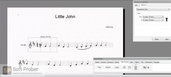 FORTE Notation 12 2021 Direct Link Download-Softprober.com
