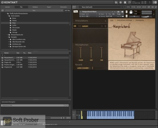 Fluffy Audio Rinascimento 2021 Offline Installer Download-Softprober.com