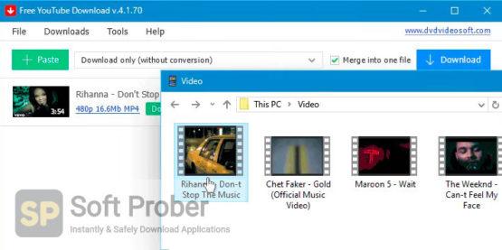 Free YouTube Download 2021 Latest Version Download-Softprober.com