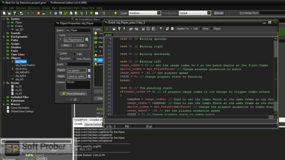 GameMaker Studio Ultimate 2021 Latest Version Download-Softprober.com