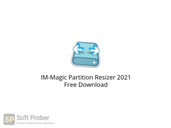IM Magic Partition Resizer 2021 Free Download-Softprober.com