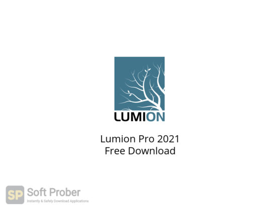 Lumion Pro 2021 Free Download-Softprober.com