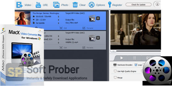 MacX HD Video Converter Pro 2021 Direct Link Download-Softprober.com