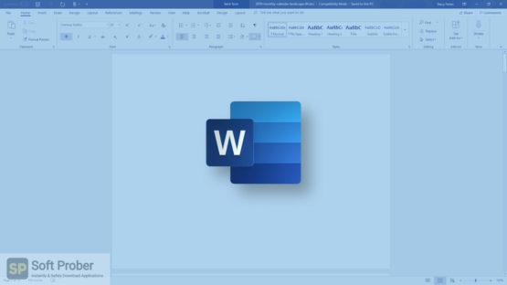 Microsoft Office Pro Plus 2016 2019 v2012 Jan 2021 Latest Version Download-Softprober.com