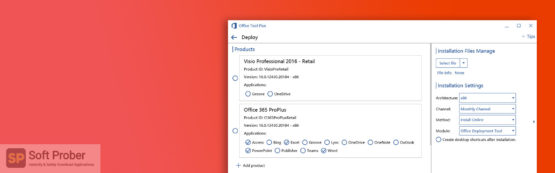 Office Tool Plus 2021 Direct Link Download-Softprober.com