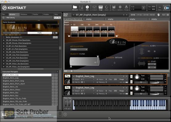 Orchestral Tools Berlin Harpsichords 2021 Latest Version Download-Softprober.com