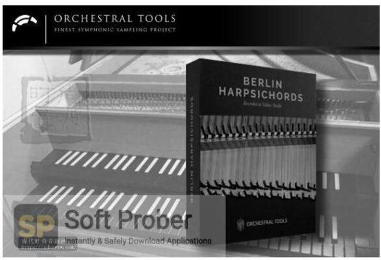 Orchestral Tools Berlin Harpsichords 2021 Offline Installer Download-Softprober.com