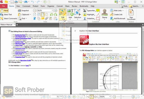 PDF XChange Editor Plus 2021 Offline Installer Download-Softprober.com