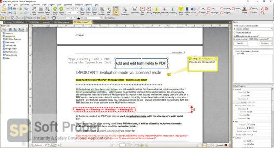 PDF XChange Pro 2021 Latest Version Download-Softprober.com