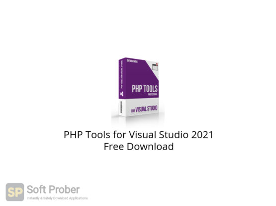 PHP Tools for Visual Studio 2021 Free Download-Softprober.com